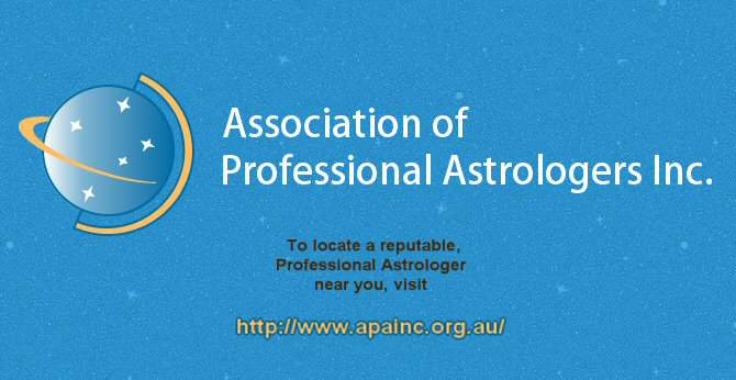 Association of Professional Astrologers Inc.