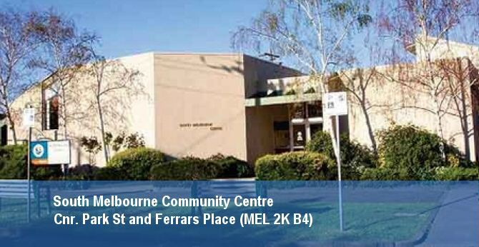 South Melbourne Community Centre