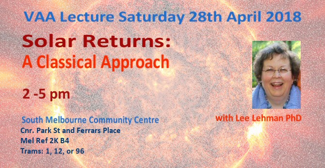 VAA Lecture April 2018