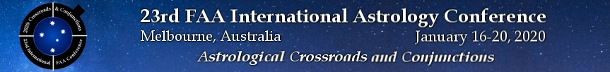 FAA Astrology Conference 2020